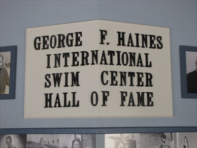 International Swim Center Hall Of Fame Santa Clara California Hall Of Fame On