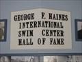Image for International Swim Center Hall of Fame - Santa Clara, California