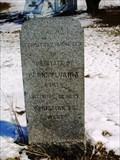 Image for PA-NY Border Stone