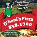 Image for D'Boni's Pizza, Takeout and Delivery - Escalon, CA