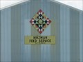 Image for Hinzman Feed Service Barn Quilt – Guttenberg, IA
