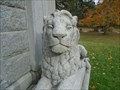 Image for Fulford Mausoleum Lions - London, Ontario