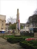 Image for St Giles' Square Obelisks - Northampton, UK