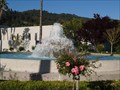 Image for The Oakland Temple - Rear Fountain