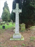 Image for Cross, St. Peter de Witton, Droitwich Spa, Worcestershire, England