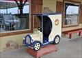 Image for Vintage Delivery Van