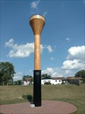 Image for World's Largest Golf Tee - Casey, IL