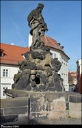 Image for St. Vitus on Charles Bridge / Sv. Vít na Karlove moste (Prague)