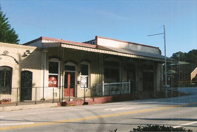 former grocery store