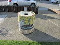 Image for Mosaic Trash Can - Morro Bay, CA