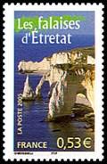Image for Les falaises de 2005 - Etretat, Haute-Normandie