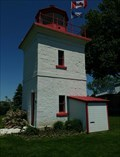 Image for Port of Goderich Lighthouse - Goderich, Ontario