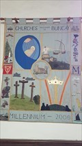 Image for Millennium Tapestry - Holy Trinity - Bungay, Suffolk
