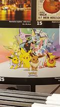 Image for Pikachu Poster - Jena/ Thüringen/ Deutschland