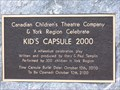 Image for KID'S CAPSULE 2000 -- Newmarket, Ontario