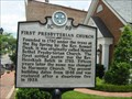 Image for First Presbyterian Church - 1C 59 - Greeneville, TN