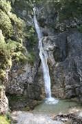Image for Wasserfall Hinteres Kraxenbachtal - Ruhpolding, Lk. Traunstein, Bayern, D