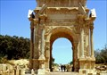 Image for The Arch of Septimius Severus - Leptis Magna, Libya