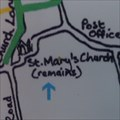 Image for You are here, St Mary's church - Tivetshall St Mary, Norfolk