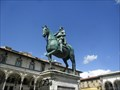 Image for Statua equestre di Ferdinando I de' Medici - Florence, Italy