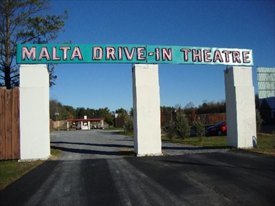Malta Drive In Theatre Malta Ny Neon Signs On Waymarking Com