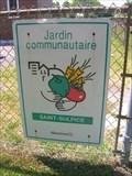 Image for Jardin communautaire Saint-Sulpice - Montréal Québec