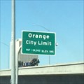 Image for Orange, California ~ Population 138,000