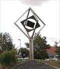 """Image for Skulptur """"Vierwinden"""" in Rommerskirchen, NRW [GER]"""