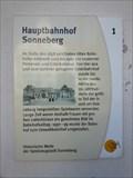 Image for Hauptbahnhof - Sonneberg,THR/Thuringia/Germany