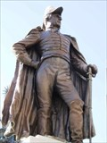 Image for General William Henry Harrison Statue - Indianapolis, Indiana