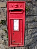 Image for Victorian Post Box - Llansamlet, Swansea, Wales.
