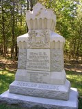 Image for 18th U.S. Infantry Monument ~ Chickamauga Georgia