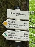 Image for Elevation Sign - Radyne.546m
