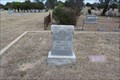 Image for Mrs. J.C. McHorse -- Santa Anna Cemetery, Santa Anna TX