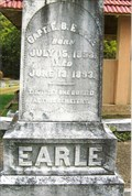 Image for FIRST - Burial in Eastview Cemetery - Adairsville, GA