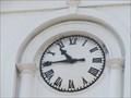 Image for Basilica de la Candelaria Clock - Medellin, Colombia