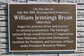 Image for William Jennings Bryan