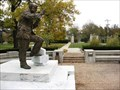 Image for Reinhold Niebuhr Statue - Elmhurst College, Elmhurst, IL
