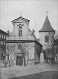 Image for Kostel svatého Filipa a Jakuba (1880) - Praha, Czech republic