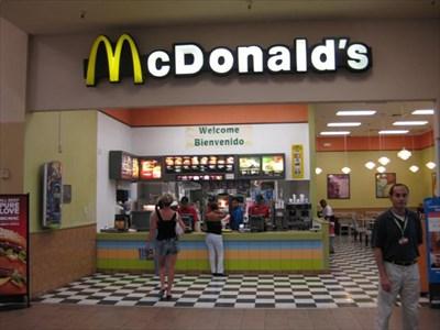 Dixie Hwy Walmart McDs - Florida City, FL - McDonald's Restaurants
