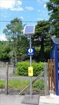 Image for Help Point on Grindleford Station – Derbyshire, UK