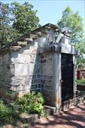 Image for Jasper Newton Smith Mausoleum -- Oakland Cemetery, Atlanta, GA