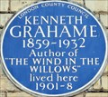 Image for Kenneth Grahame - Phillimore Place, London, UK