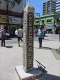 Image for Wooden Peace Pole - Santo Andre, Brazil