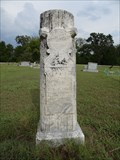 Image for Mary L. Parrish - Nelda Cemetery - Durwood, OK