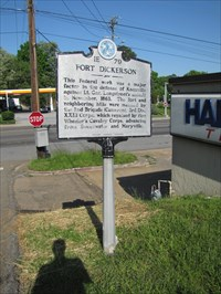 TN Marker 1E 79, West Side, Knoxville, Tennessee