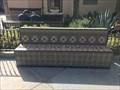 Image for Buena Vista Street Benches - Anaheim, CA