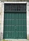 Image for Door of church - Oseira, Ourense, Galicia, España