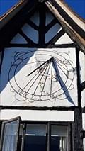 Image for Sundial - Salford Hall gatehouse - Abbots Salford, Warwickshire