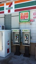 Image for 7-Eleven Store #32339 Payphones - Sparks, NV